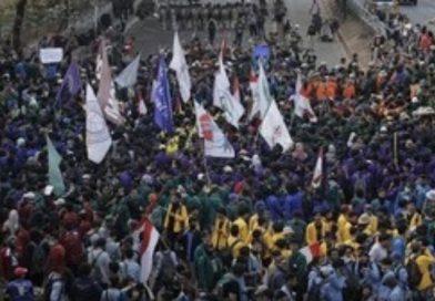 UU KPK Berlaku Besok, Mahasiswa Bakal Demo di Depan Istana, Polda Metro Takkan Berikan Izin