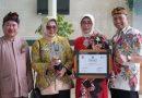 """Kabupaten Garut Raih Penghargaan """"Kabupaten Sehat Swasti Saba Wistara 2019"""""""