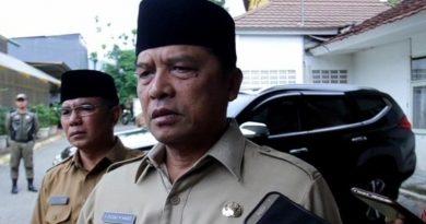 Terkait OTT Iuran DAK Kemarin, Bupati Bandung Kumpulkan Seluruh Kepala Dinas