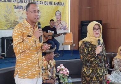 Penyuluhan Kesehatan bagi Ibu Hamil dan Menyusui di Rancaekek
