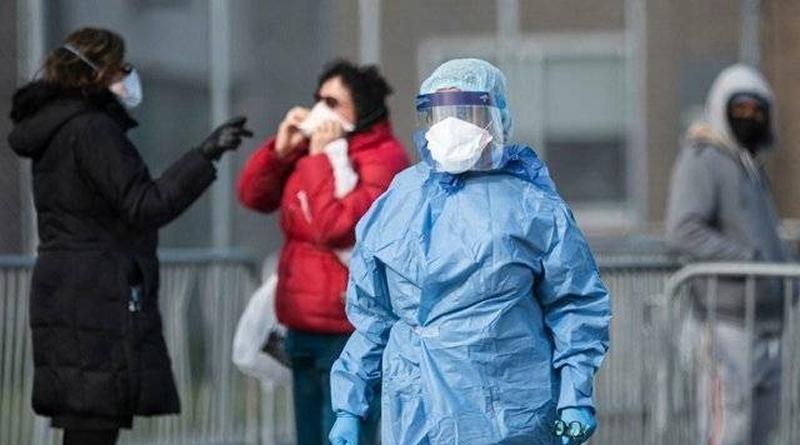 Wow! Korban Meninggal Akibat Virus Corona di AS Lebih 100.000 Orang