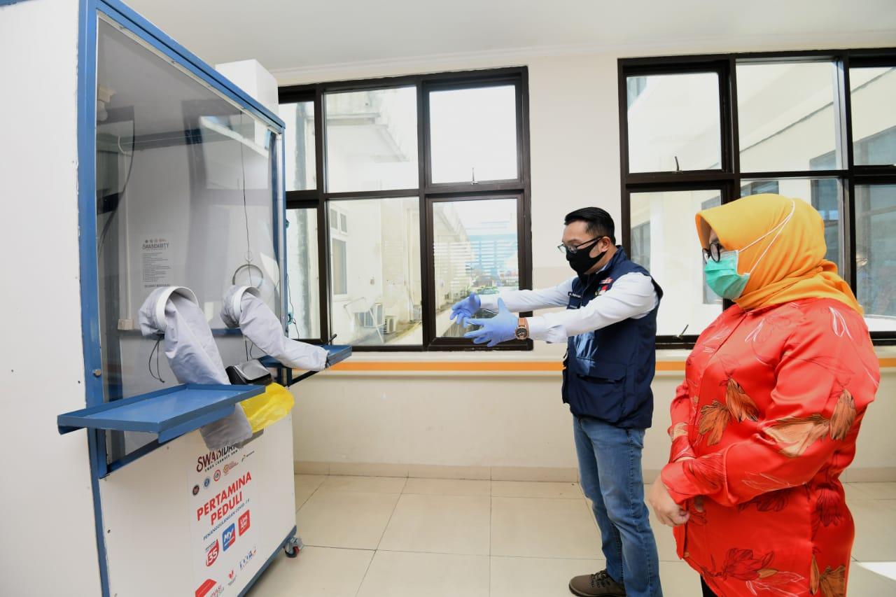 Situasi Terkendali, RSHS Bandung Siap Buka Layanan Kesehatan Non-Covid-19