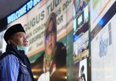 Kota Bandung Masuk Zona Kuning, Wali Kota Siapkan Strategi Baru