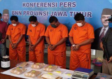Tertangkap Kasus Narkoba, Kiper Klub Liga 2 Dipecat