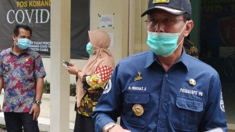 PSBB Parsial di Ciamis Diberlakukan di Tujuh Kecamatan