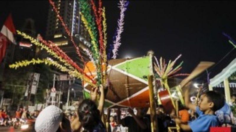 Hasil Sidang Isbat Tetapkan IdulFitri Minggu 24 Mei