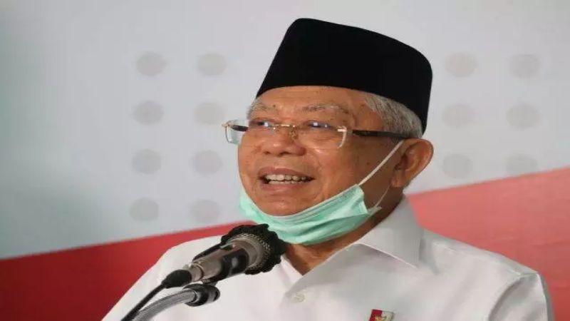 Karena Penyebaran Virus Corona Masih Naik, Wapres Imbau Muslim Tak Salat Idulfitri di Masjid
