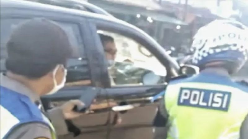 Kapolda Jabar Mutasi Oknum Polisi Tak Bermasker yang Ngamuk Saat Ditegur