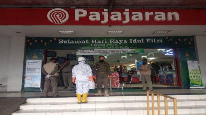 Supermarket dan Toko di Banjar Sudah  Beroperasi  Lagi Pascaditemukan Orang Reaktif Covid-19