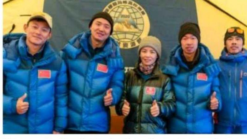 Covid-19 Tak Halangi Tim Asal Cina Mendaki Everest untuk Pastikan Perbedaan Ukuran Tinggi