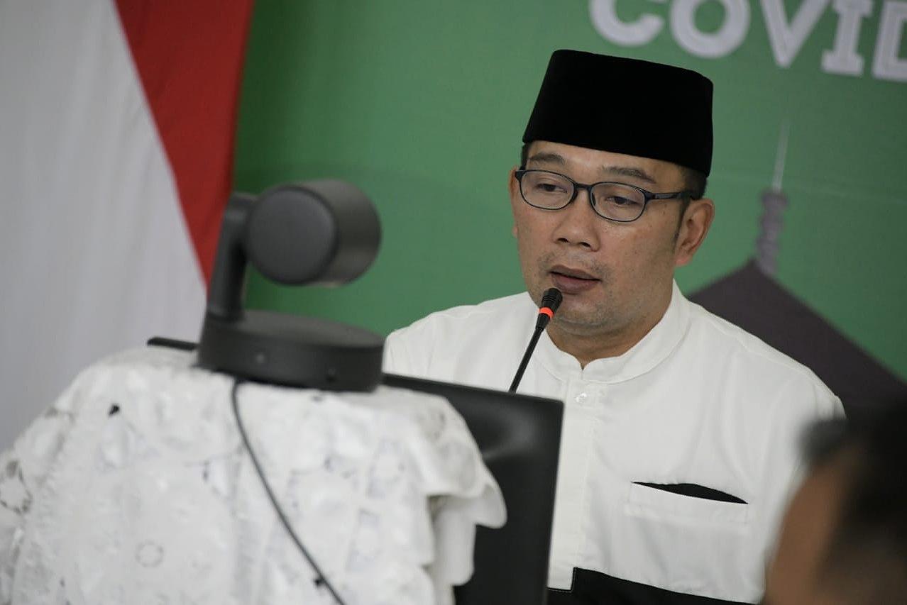 Mereka  Tetap Boleh Berkarya, Ridwan Kamil Ajak Seniman dan Budayawan Cegah Penyebaran Covid-19