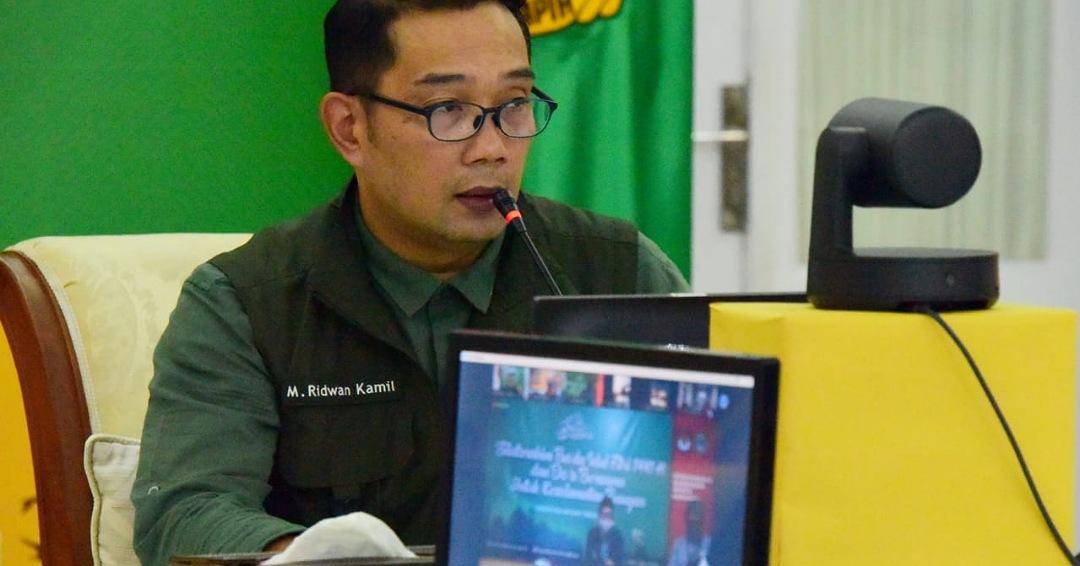 Pilkada 2020 Mulai 15 Juni, Gubernur Minta KPU Jabar Inovatif di Tengah Pandemi