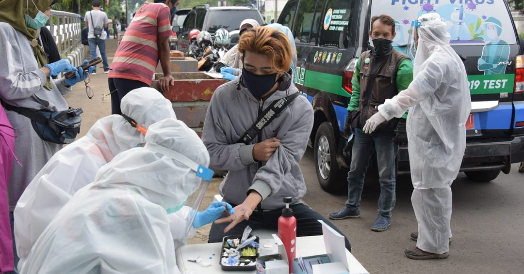Jabar Raih Penghargaan Internasional, di Tengah Pandemi