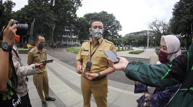 Masih WFH, 99% ASN Pemkot Bandung Patuhi Jam Kerja
