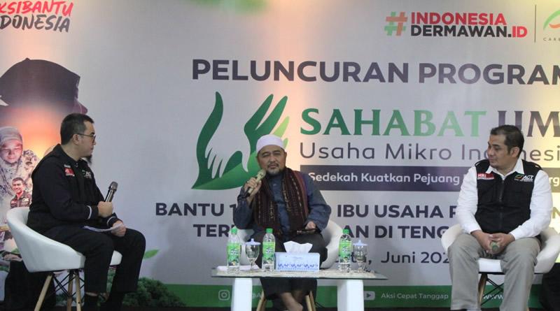 Sahabat UMI, Dukungan bagi Ibu Pelaku Usaha Mikro