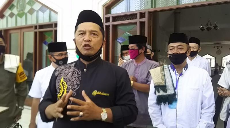 Bupati Bandung: Virus Corona masih Menjadi Ancaman dalam AKB