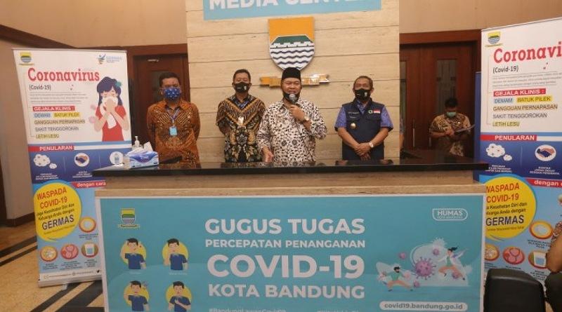 Pemkot Bandung Perpanjang PSBB Proporsional Hingga 26 Juni 2020