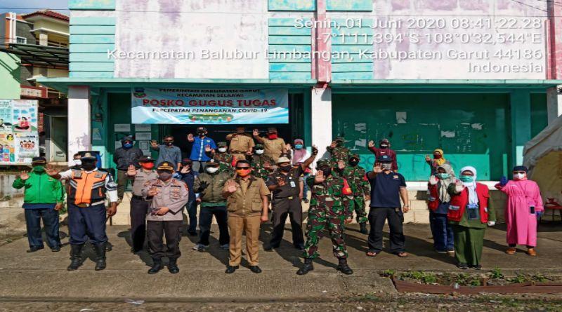 Masih Ditemukan Tambahan Kasus,  Karantina Mandiri Satu Kampung di Garut Diperpanjang