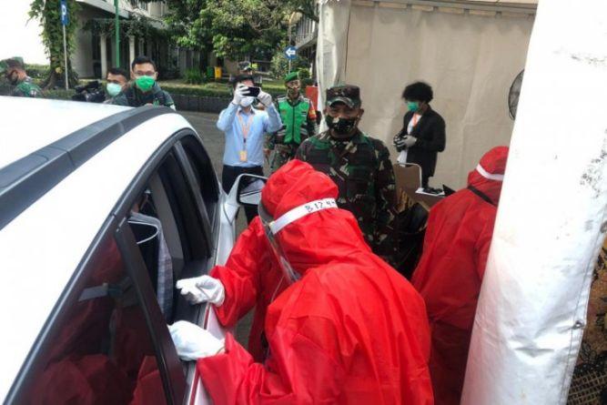 4.000 Personel TNI Dikerahkan Terkait AKB di Jawa Barat