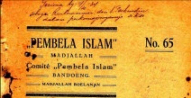 Jejak Ahmad Hassan Di Bandung, Membawa Gaya Baru Dakwah Lewat Literasi