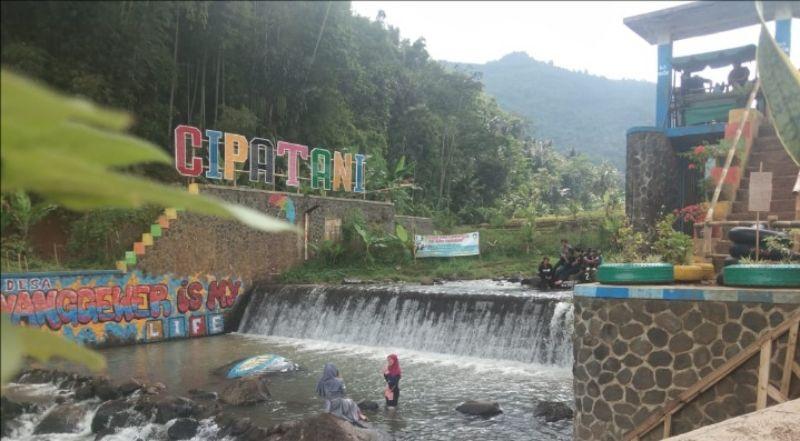 """Cipatani"" Objek Wisata Anyar di Desa Nanggewer, Pagerageung, Tasikmalaya"