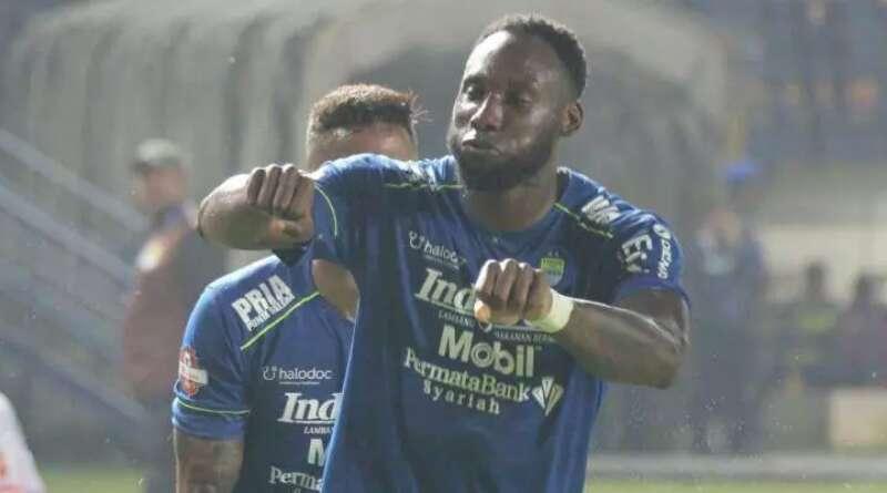 Liga 1 Digulirkan Lagi, Striker Persib Bandung Geoffrey Castillion Tak Sabar
