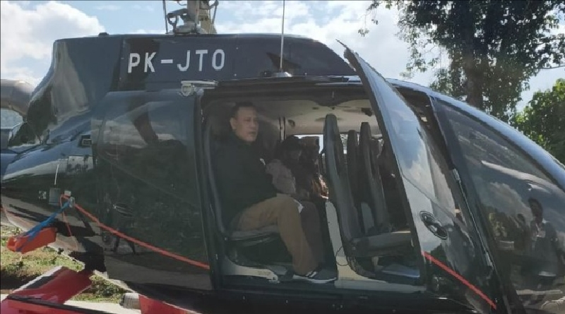 Firli Bahuri Kembali Dilaporkan ke Dewas, Kali Ini karena Naik Helikopter Swasta