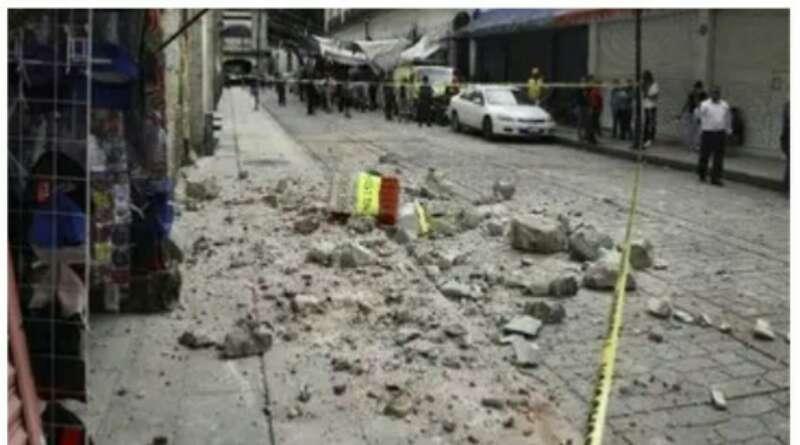 Meksiko Diguncang Gempa M 7,4 dan Tsunami Lokal, 5 Tewas