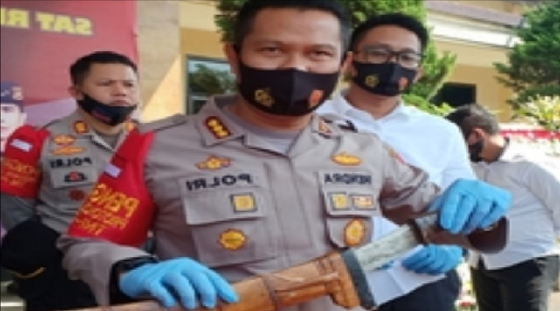 "Polisi Ringkus Pelaku Penganiaya Juru Parkir di RS Al Ihsan, ""Si Beureum"" Terkena Timah Panas Petugas"