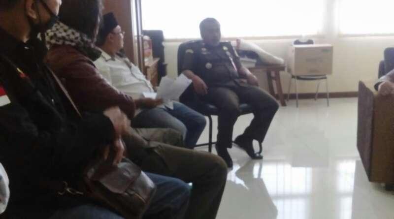 Gerakan Revolusi Garut Minta Penanganan Kasus Korupsi DPRD Dituntaskan