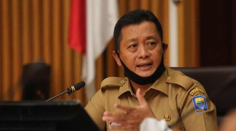 Kasus Covid-19 Kota Bandung Menurun