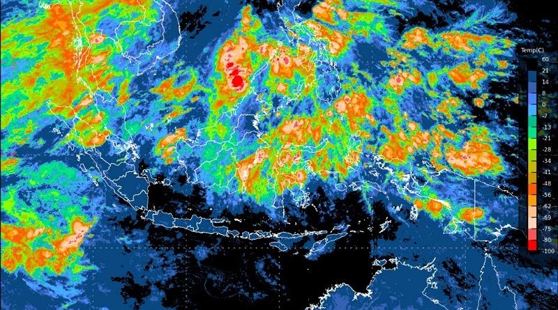 rakiraan Cuaca Kota Bandung dan Sekitarnya, Jumat (26/6)