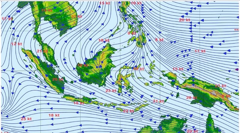 Prakiraan Cuaca Kota Bandung dan Sekitarnya, Minggu (28 Juni)