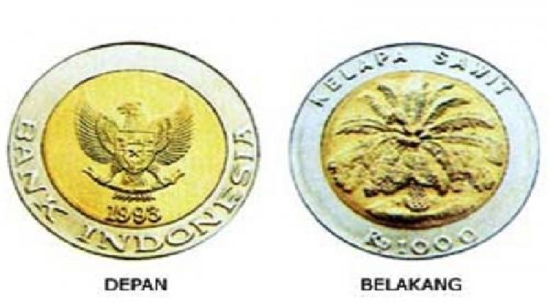 Uang Coin Kelapa Sawit Ada yang Jual Rp100 Juta, BI: Nilainya Tetap Seribu