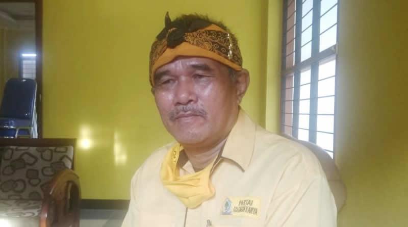 Ketua Bapilu Golkar Kab. Bandung: Kita Kedepankan Azas Keadilan