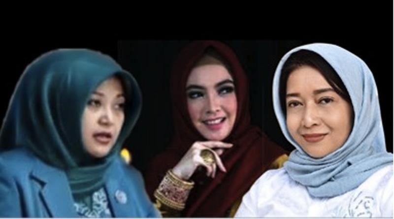 Ketua Partai Demokrat Bicara Kans Nia, Ingrid dan Yena untuk Bupati Bandung