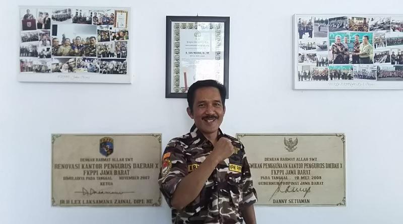 Ksatria Pecinta Lingkungan Siap Abdikan Diri untuk Kab. Bandung