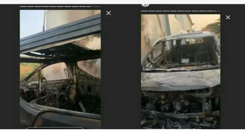 Polisi Tetapkan Satu Tersangka Kasus Dugaan Pembakaran Mobil Pedangdut Via Vallen