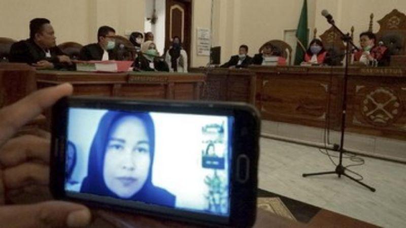Terbukti Membunuh, Istri Hakim Jamaluddin Divonis Mati