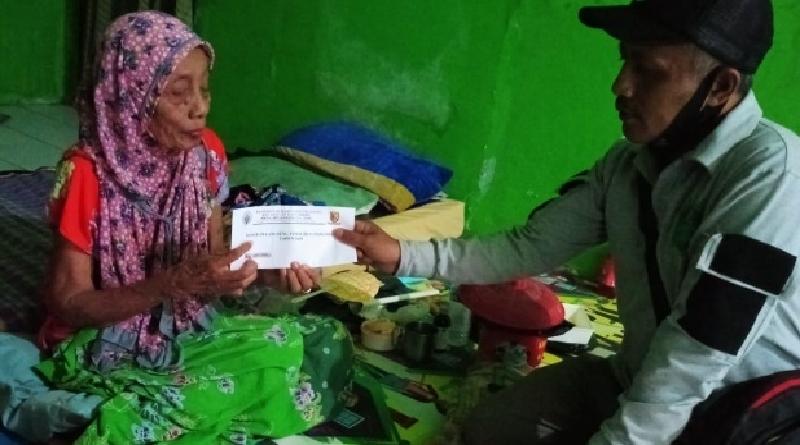 BLT-DD Tahap 3 untuk KPM Desa Jelegong Rancaekek Telah Disalurkan