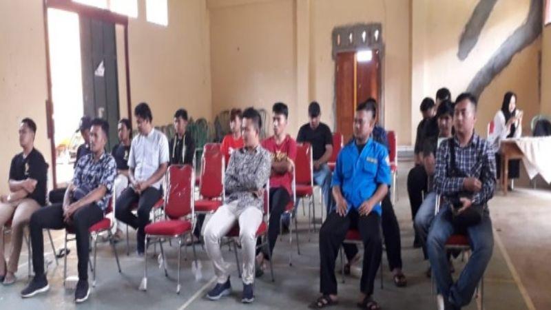 """Karang Taruna Desa Tanjungkerta Ikuti Pelatihan Bertema """"BBM"""""""