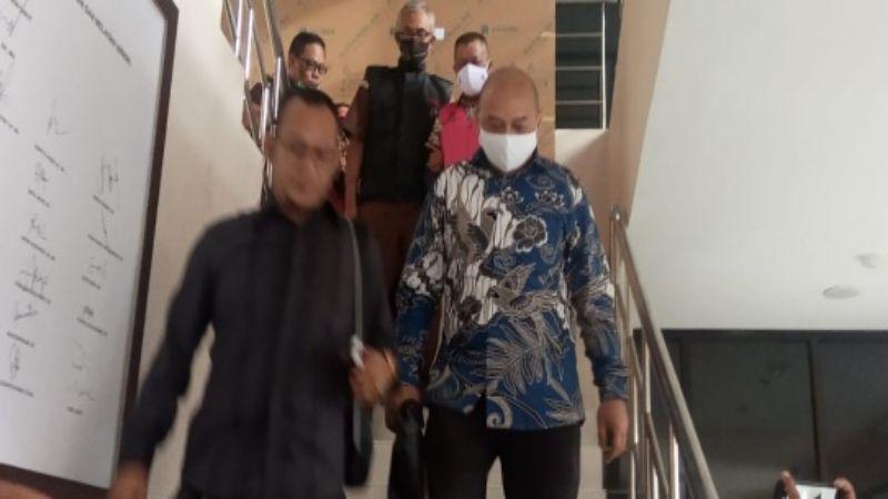 Kuswendi Merasa Dikorbankan Dalam Kasus Dugaan Korupsi Pembangunan SOR