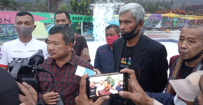 """Rudy Gunawan, """"Jabatan Kadispora Garut Segera Diganti"""""""