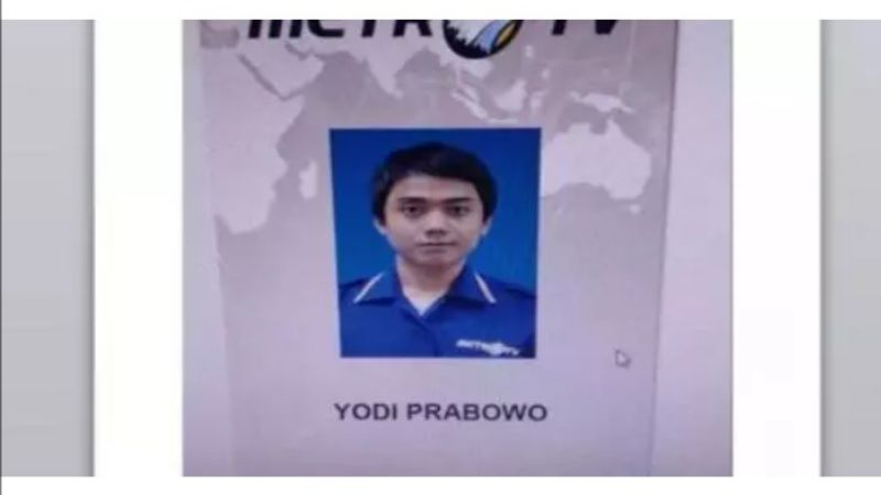 Di Mata Keluarga, Yodi Prabowo Sosok Pendiam dan Tak Punya Musuh