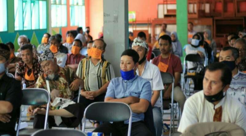 Reses Anggota DPRD Kab. Bandung di Jelekong,  Diundang 125 yang Datang 150 Lebih