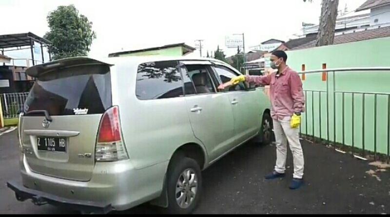 Kaca Mobil Dipecah, Uang Rp 30Juta Milik Petugas Puskesmas Tasikmalaya Raib