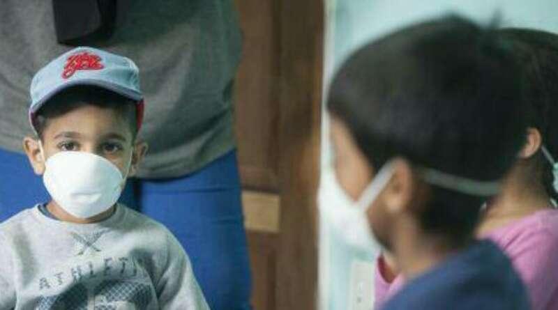 Tertular Orangtua, 1.295 Anak Terpapar Virus Corona