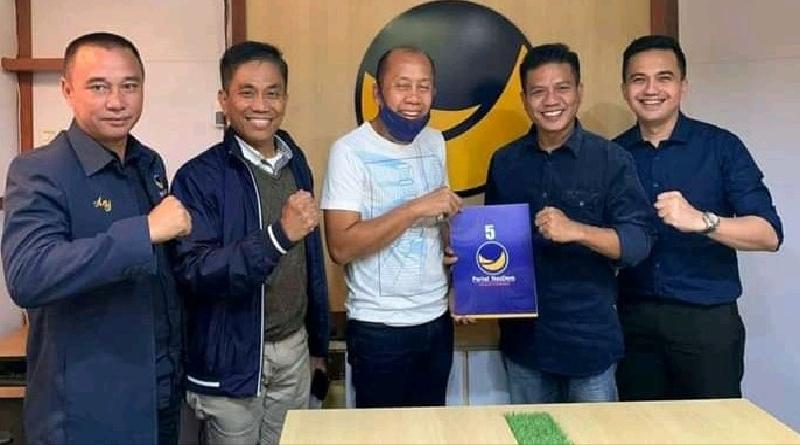 Nasdem Pasangkan Kang DS-Sahrul di Pilkada Kab. Bandung