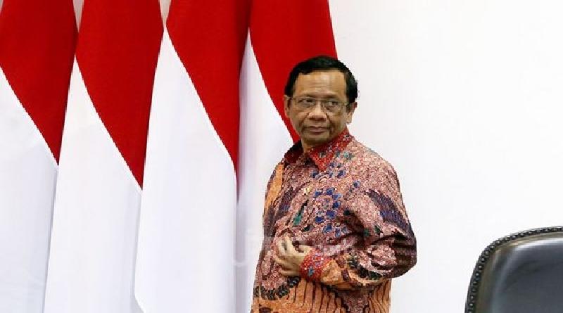 Mahfud MD Tegaskan Pancasila Tetap Lima Sila dalam RUU BPIP