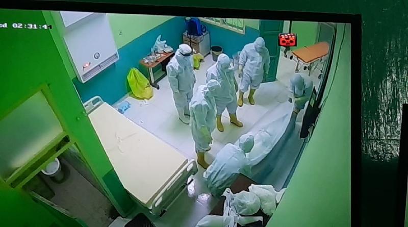 Pasien Isolasi Covid-19 di RSUD dr. Soekardjo Tasikmalaya Meninggal Dunia